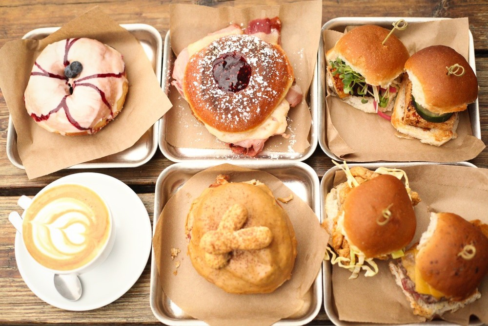 Photo: District Donuts