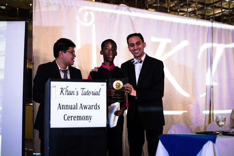 KT Honors Joshua Omelede