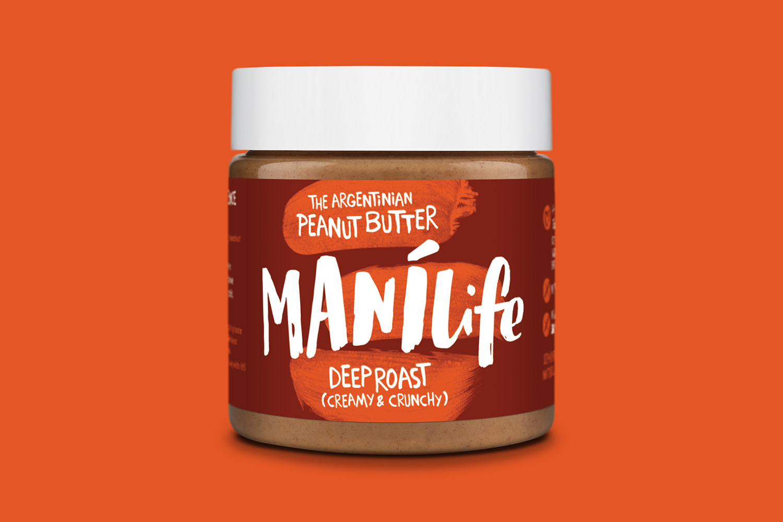ManiLife Peanut Butter Deep Roast