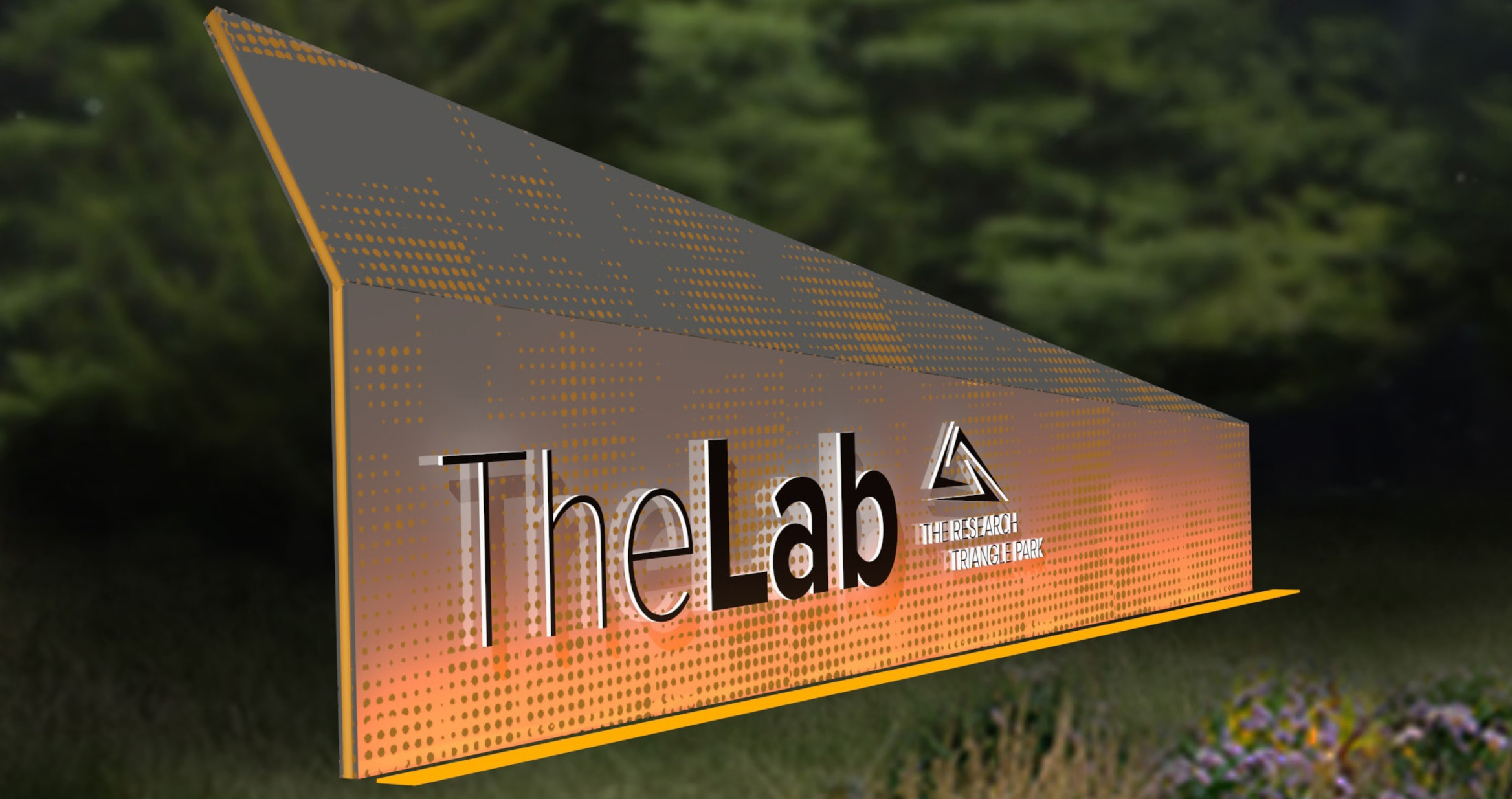 THE LAB-RESEARCH TRIANGLE PARK