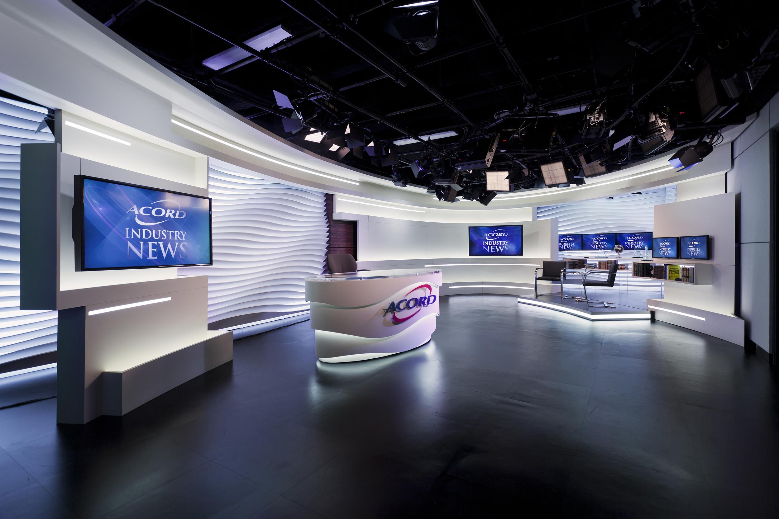 ACORD Broadcast Studio Design