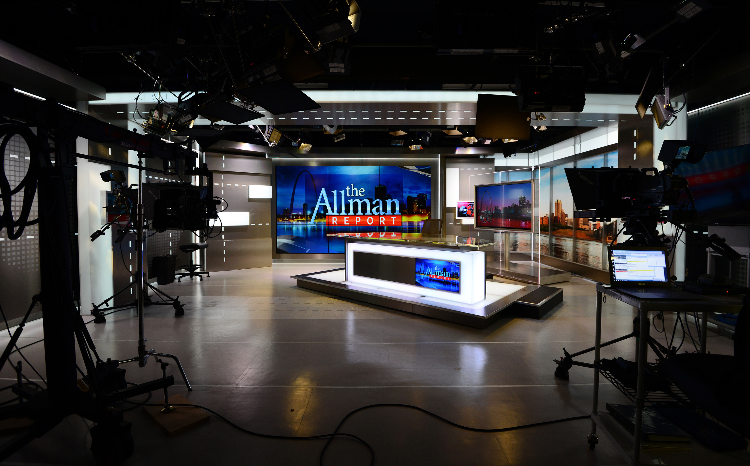 First Rule Film and Broadcast Studio Design