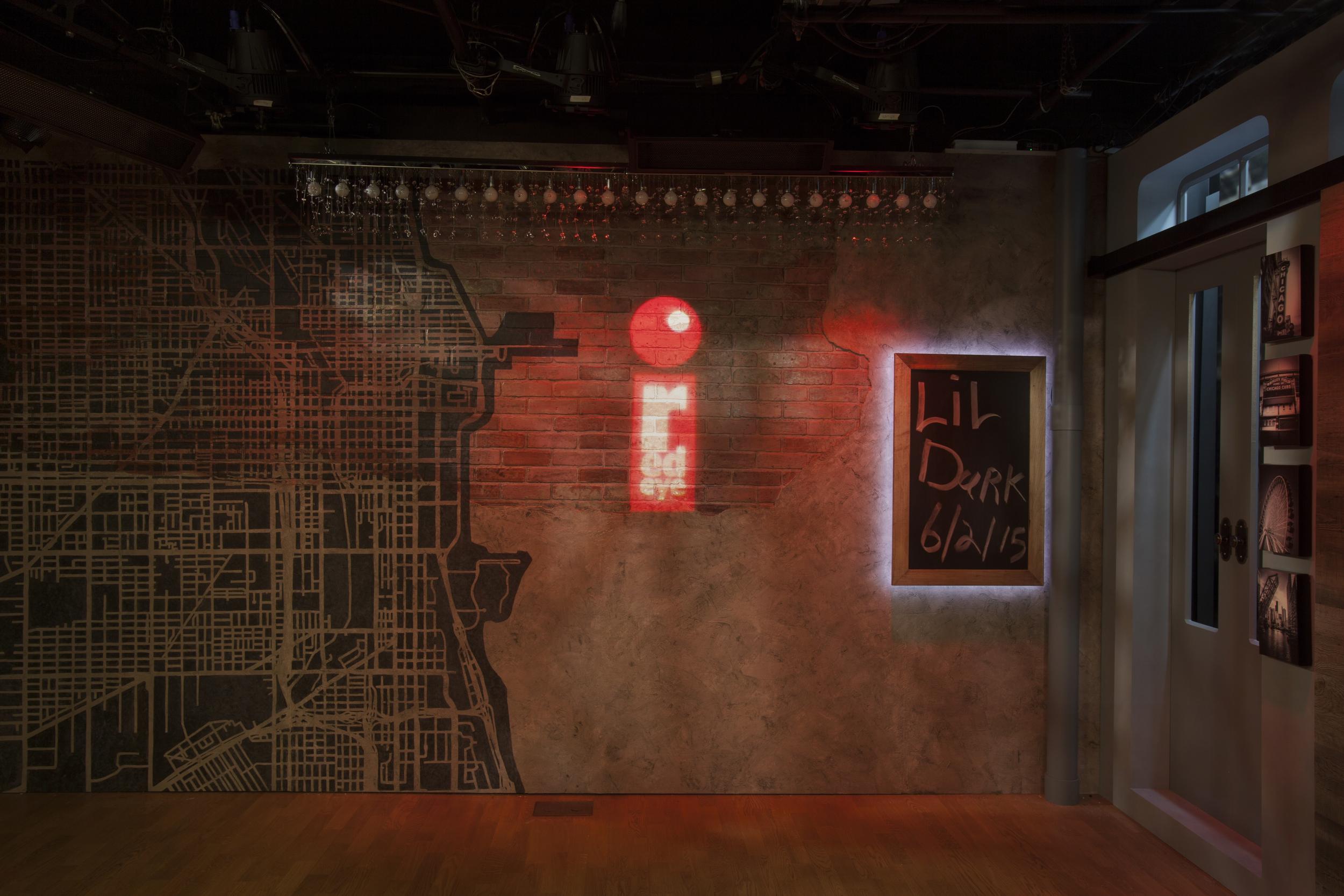 Red Eye Magazine Broadcast Studio Design