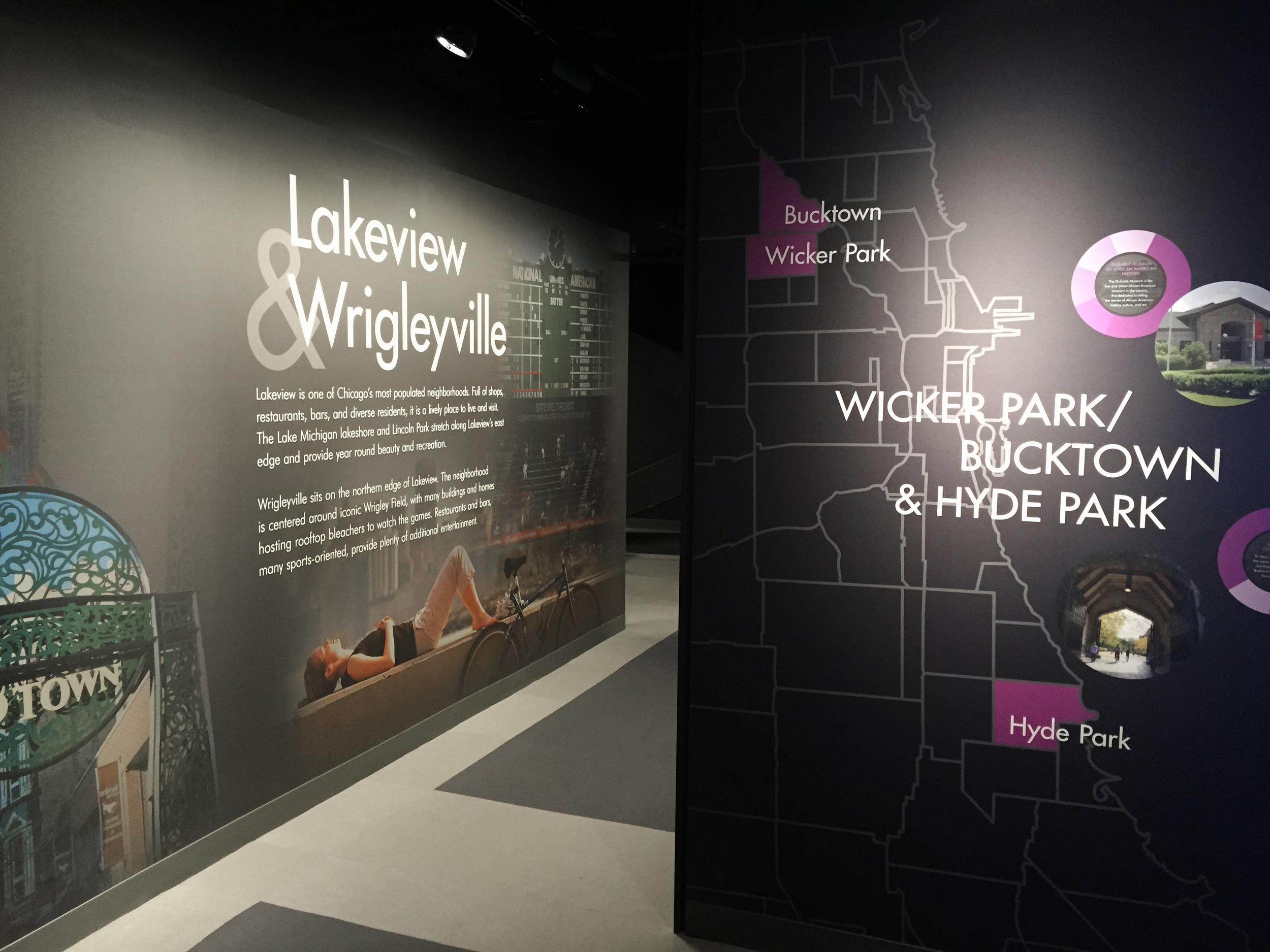 360 Chicago Branded Visitor Experience Design