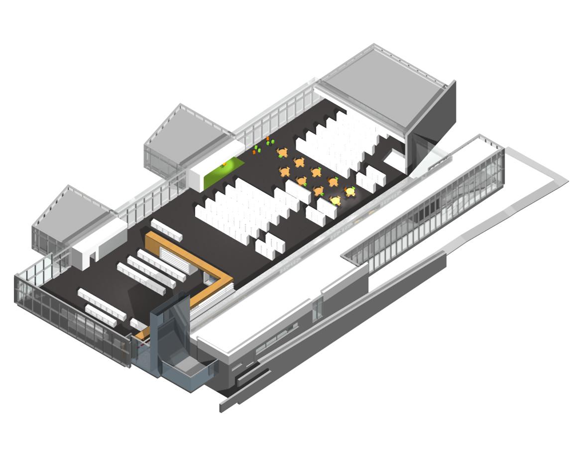Anacostia Library Interior Environments Design