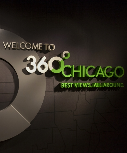 CHICAGO 360° VISITOR EXPERIENCE