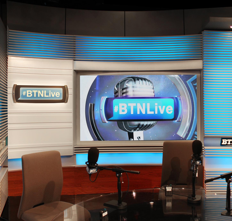 BIG TEN NETWORK STUDIO
