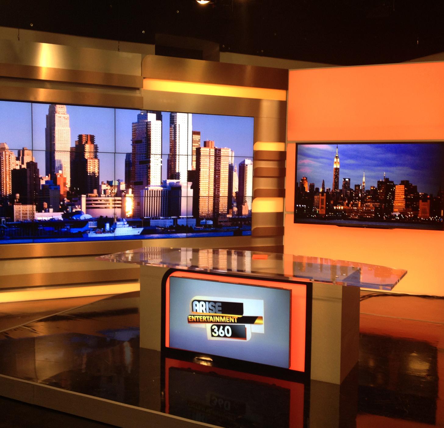 Arise Broadcast Studio