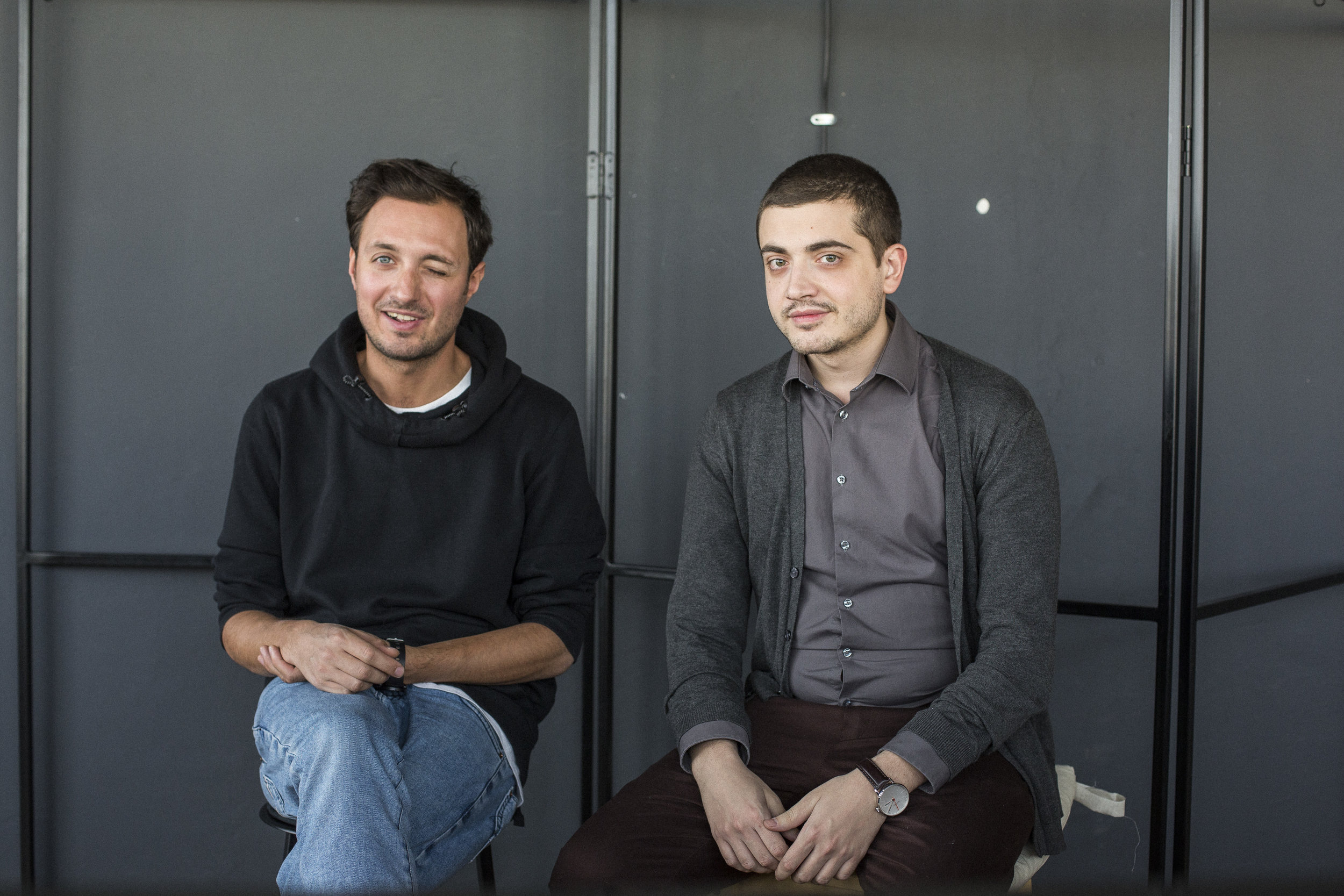 Vladislav Iliev (Vladzen) & Dean Panayotov   (Freedom of speech)    Don't be Newsless  An audio-visual installation, with an online component, demonstrating the disbalance between useful information and entertaining distractions online. An attempt to raise awareness and sharpen the audience's attention towards their own media diet, and to give tools and ideas about how not to be newsless.    Adopted by  TimeHeroes . Free hosting by  SiteGround .