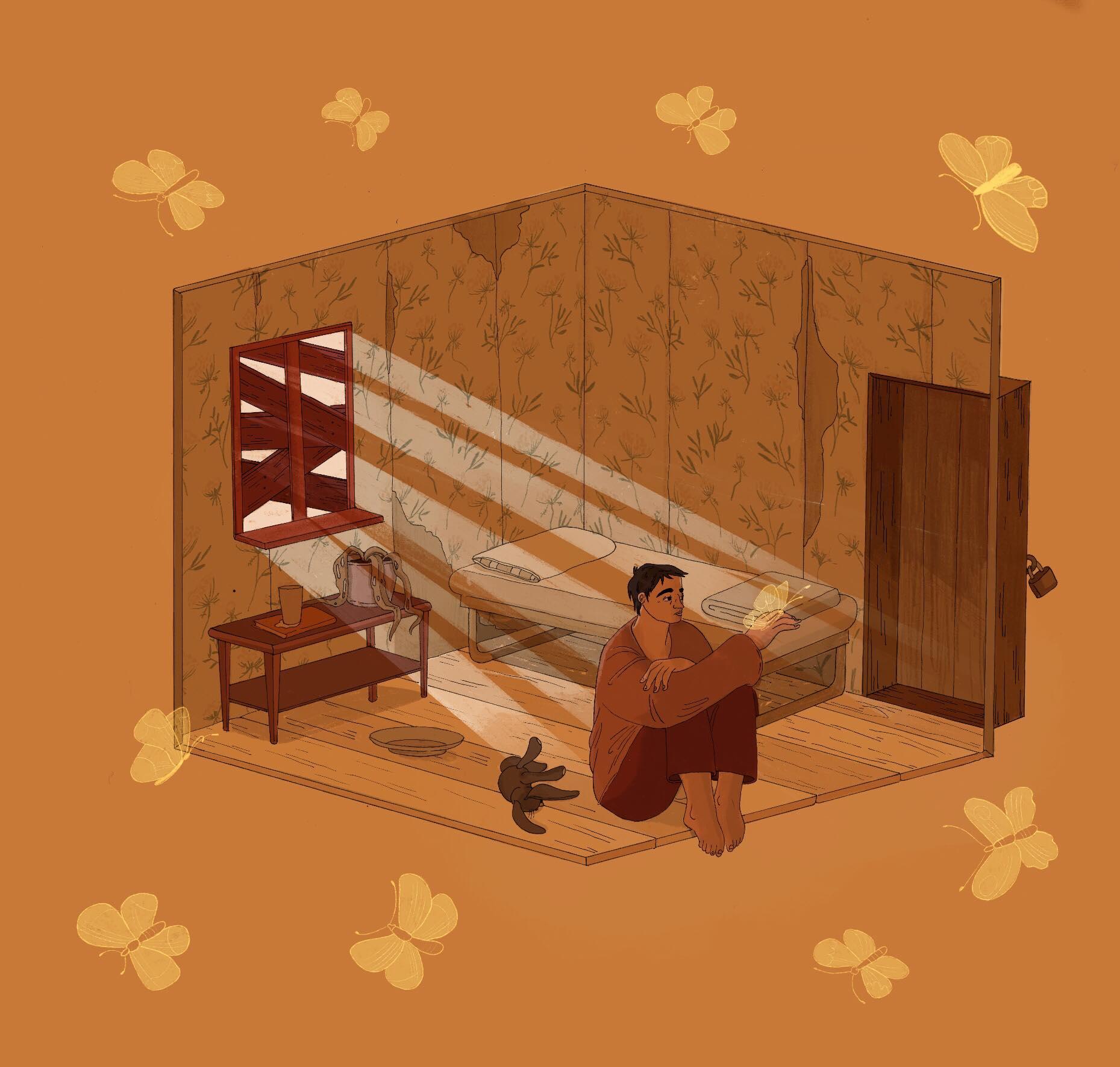 Illustrations: Borislava Willnevermadeit
