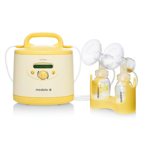 Medela Symphony Plus Breast Pump - A programmed hospital-grade breast pump that mimics a baby at the breast to help mothers initiate, build and maintain their breast milk supplyAvailable for rent Monthly or Daily- $80.00/Month or $4.00/Day