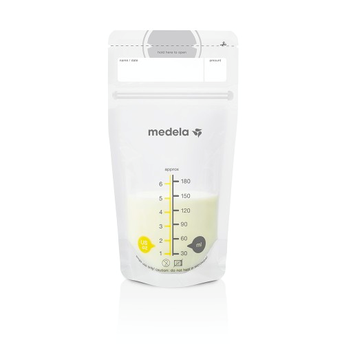 25 Medela Breast Milk Storage Bags - A safe way to store your pumped breast milk$9.00 plus GST