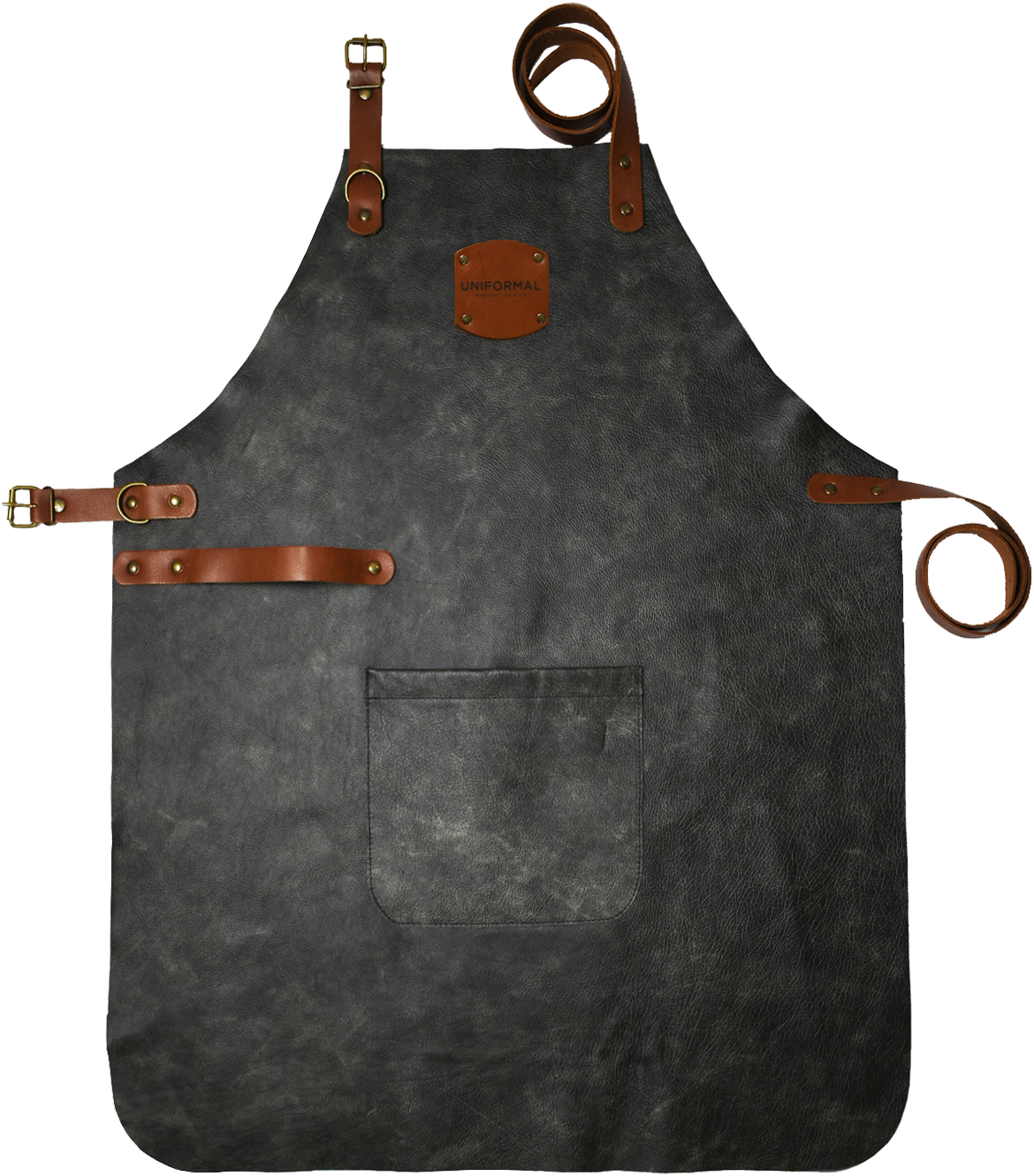 Charcoal-Leather-Bib-Apron-Full.png