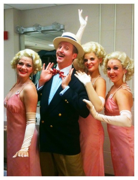 "Bert Healy ""Annie"" National Tour"