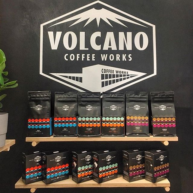 #regram Calling all #coffeelovers! Head  down to the @LdnCoffeeFest ☕ ‬this weekend and catch  @volcanocoffeeworks brand new packaging 😍 such a pleasure working with this team of  masters! 🙌 #londoncoffeefestival #volcanocoffeeworks #packaging #coffee #ethicallytraded #london #ldn #bricklane #trumanbrewery #coffeebeans #luxurypackaging #fridayfeeling #festival #lcf