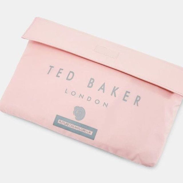 Regram @futuredreamscharity . . . This giving Tuesday shop the @ted_baker tote bag, 100% of proceeds donated to Future Dreams #BreastCancer charity. The foldaway bag features an uplifting slogan and its the perfect size for on the go. ⠀ #Handbag #Tote #foldaway #CharityTuesday #Fashion #Style #TedBaker #Pink #futuredreams #BreastCancerAwareness #GivingTuesday #charity #empoweredwomenempowerwomen #empoweryourdreams #uplifting #positive