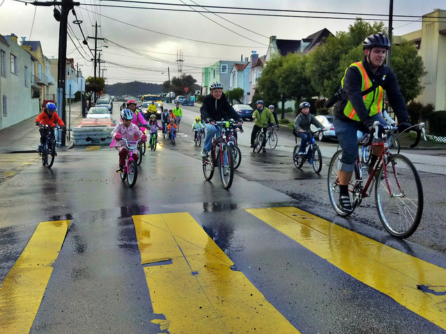 Photo courtesy San Francisco Bicycle Coalition