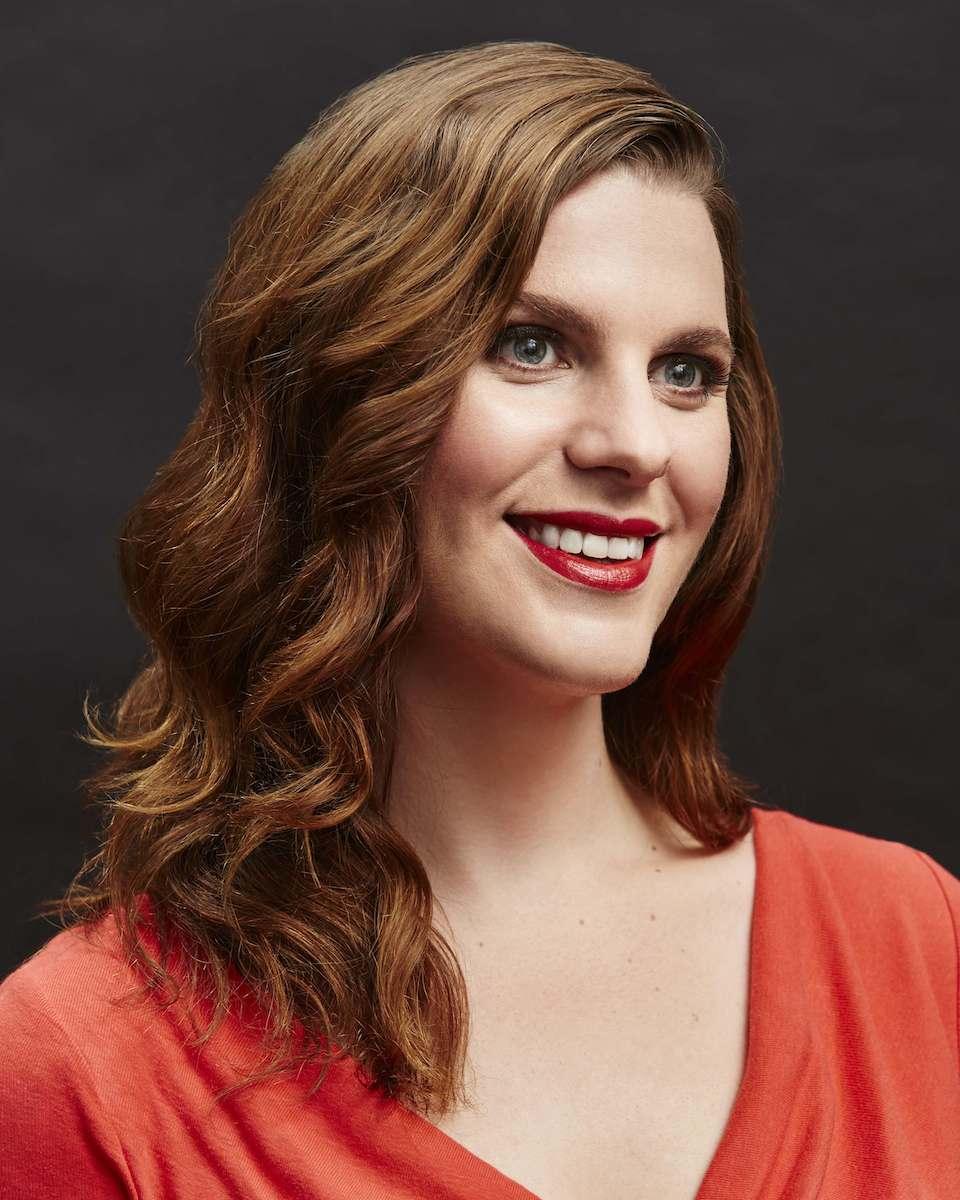 Kate Farrar  Mezzo Soprano