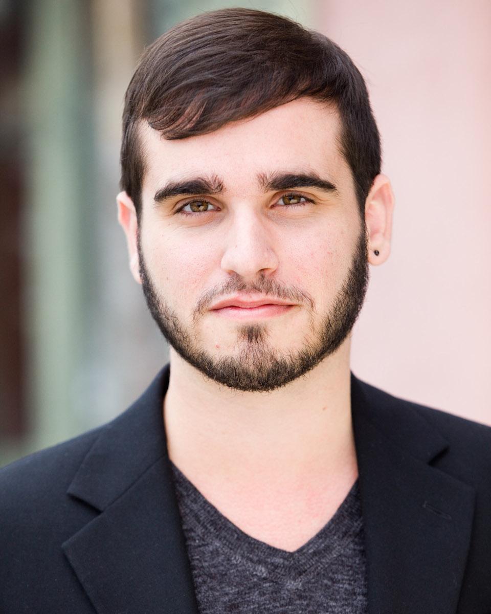 Dylan Morrongiello  Tenor