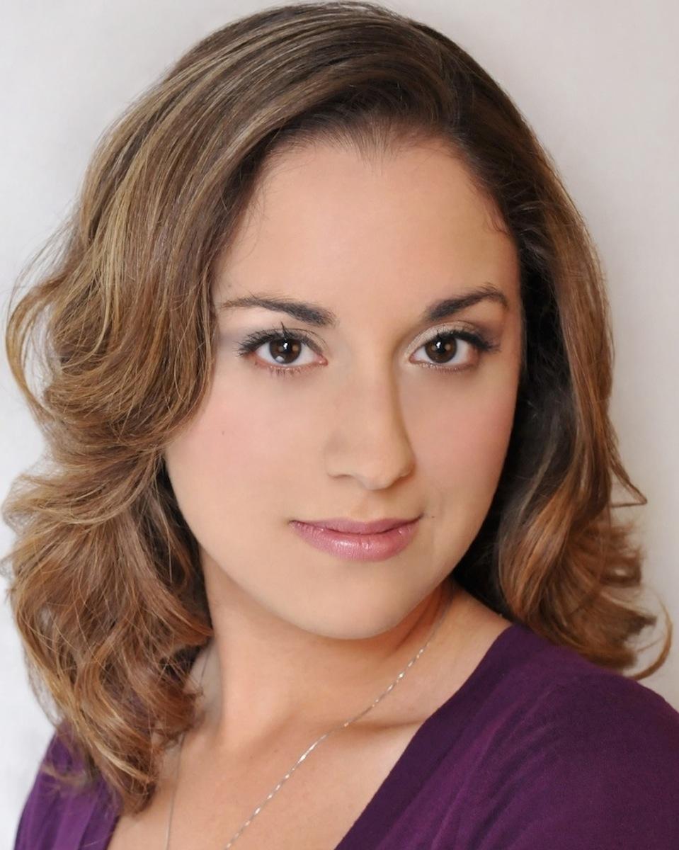 Courtney Elvira  Mezzo Soprano