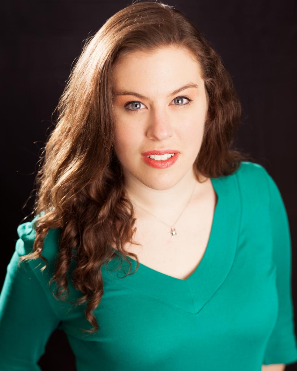 Stephanie Feigenbaum  Mezzo Soprano