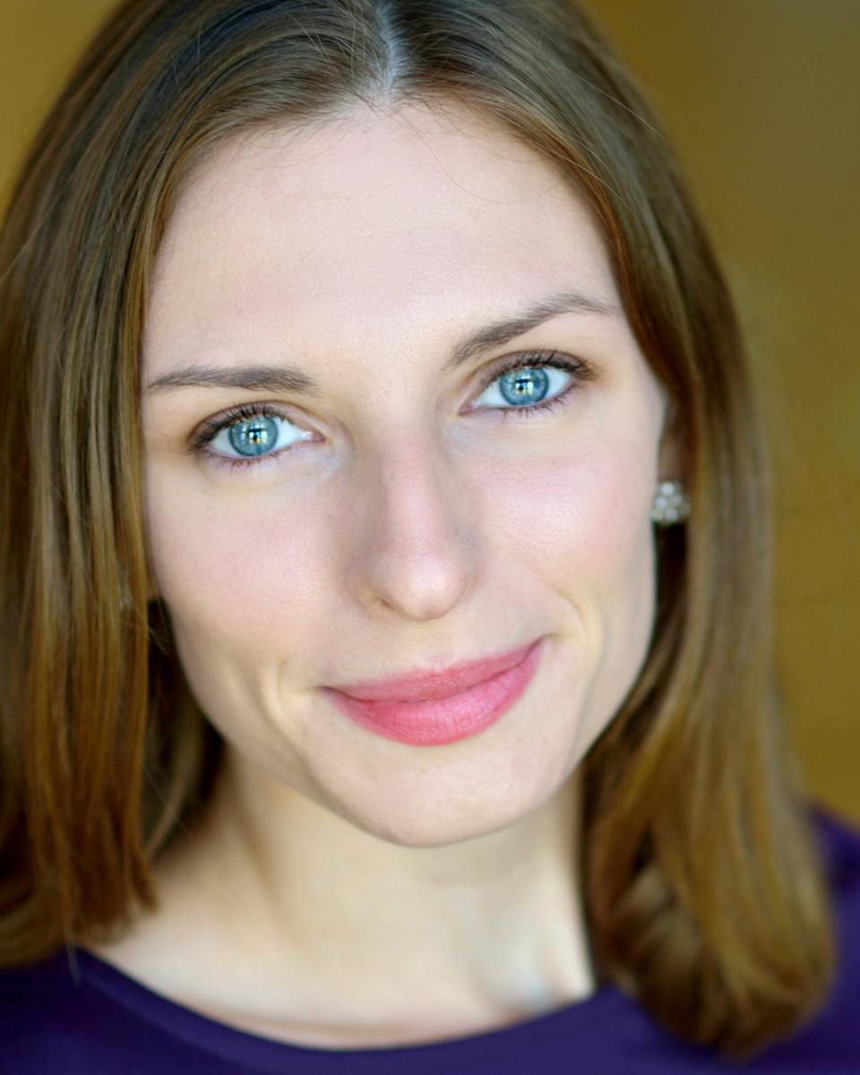 Lauren McAllister  Mezzo Soprano