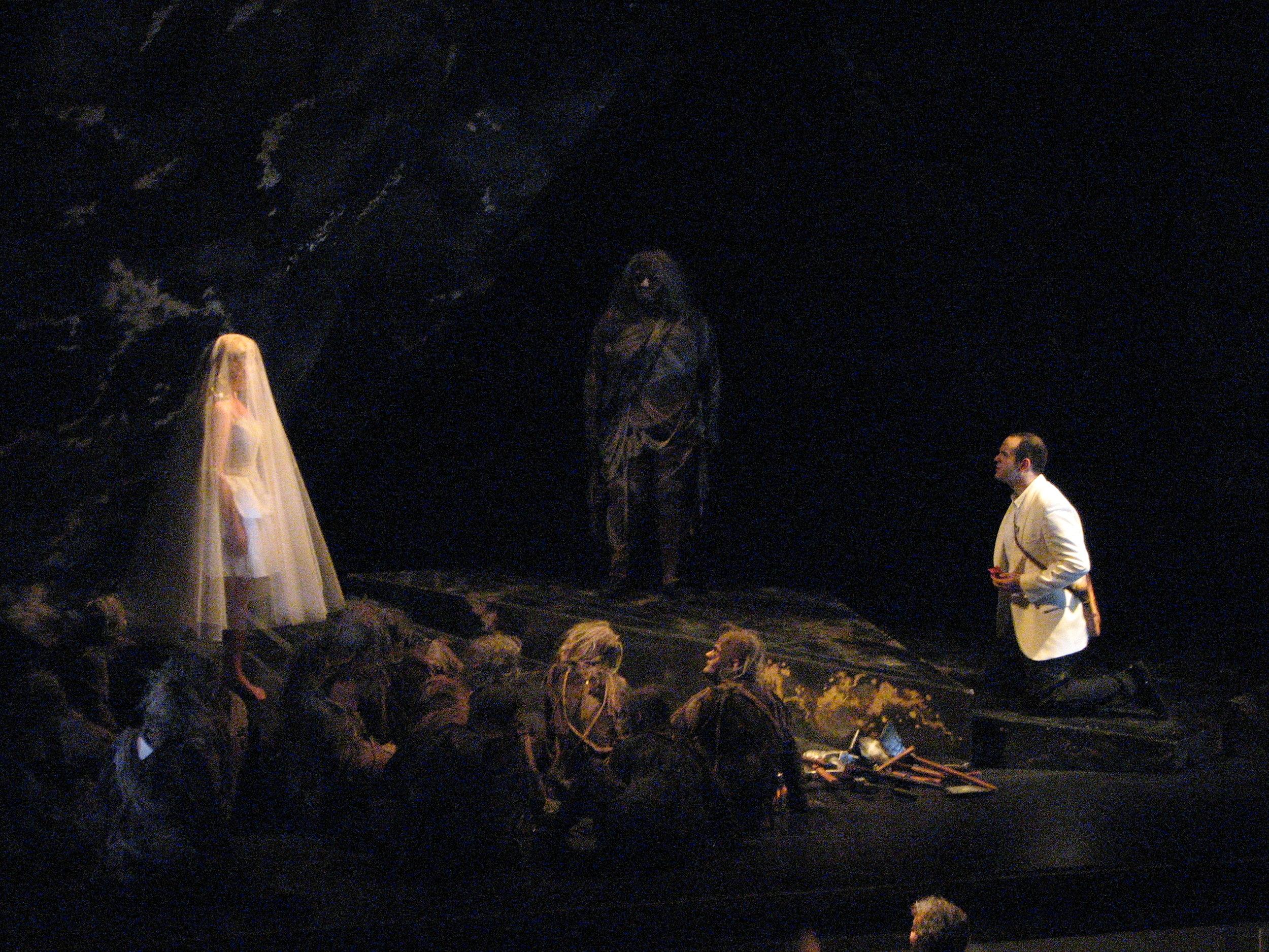 ORPHEUS (Telemann), American Premiere Wolf Trap Opera