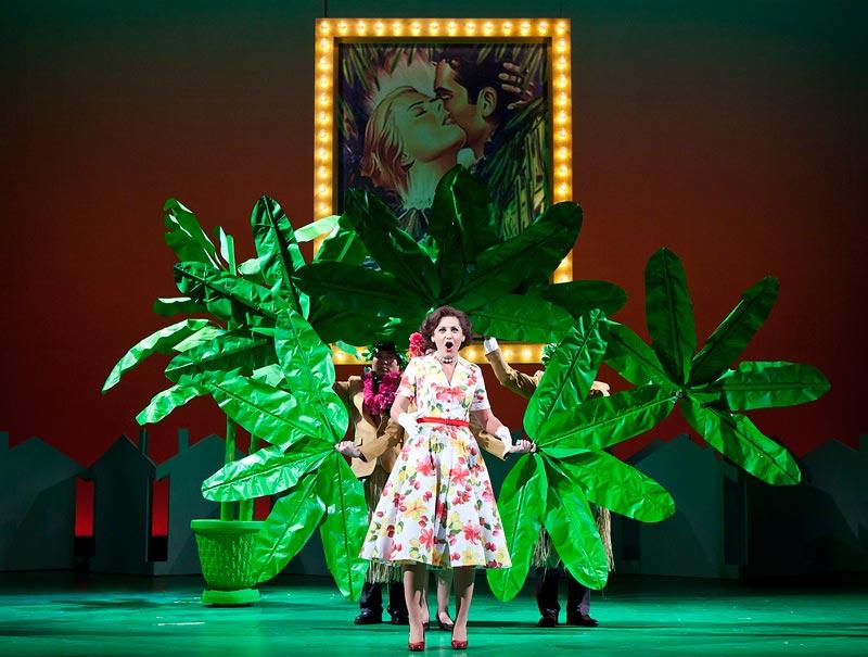 TROUBLE IN TAHITI (Bernstein) Opera Santa Barbara