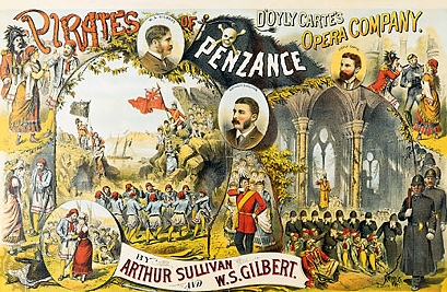 Join us for an evening of Gilbert and Sullivan!