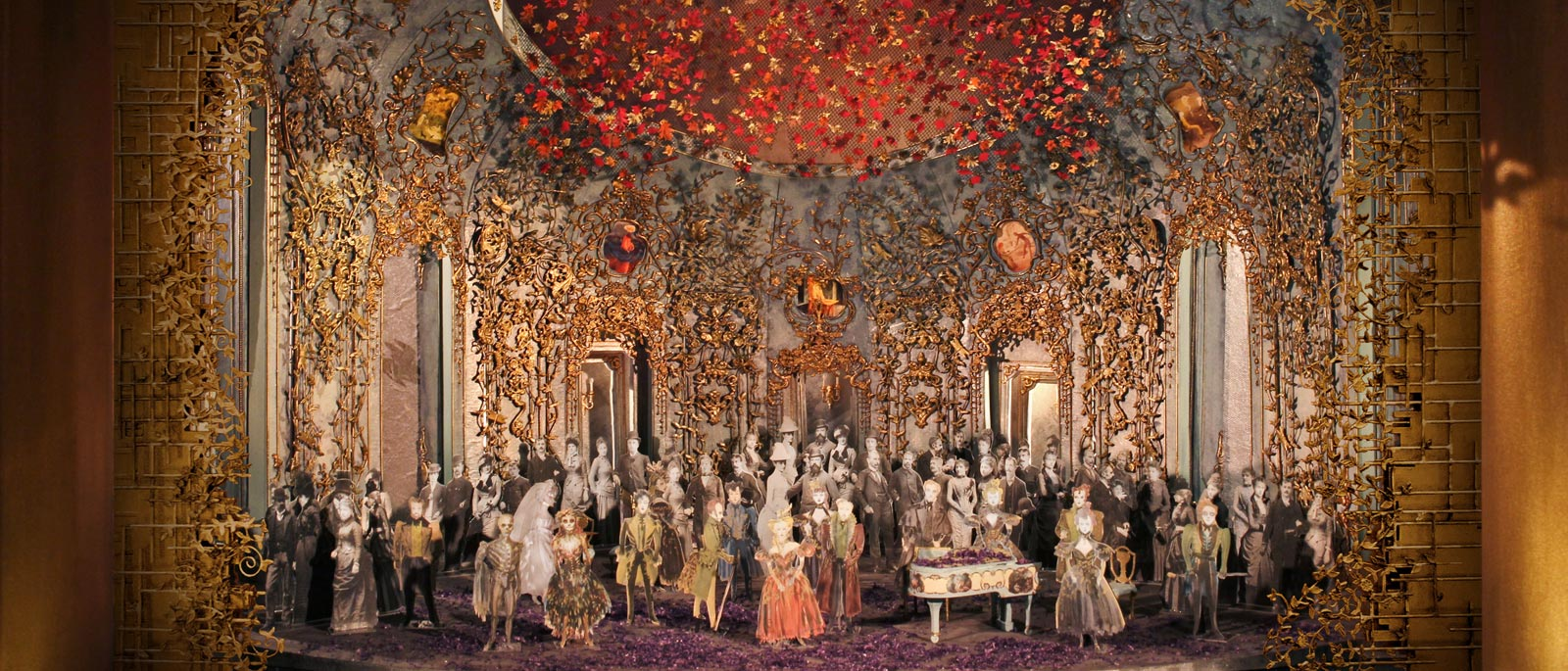 The Metropolitan Opera's New Production of LA TRAVIATA, featured on our weekend tour.
