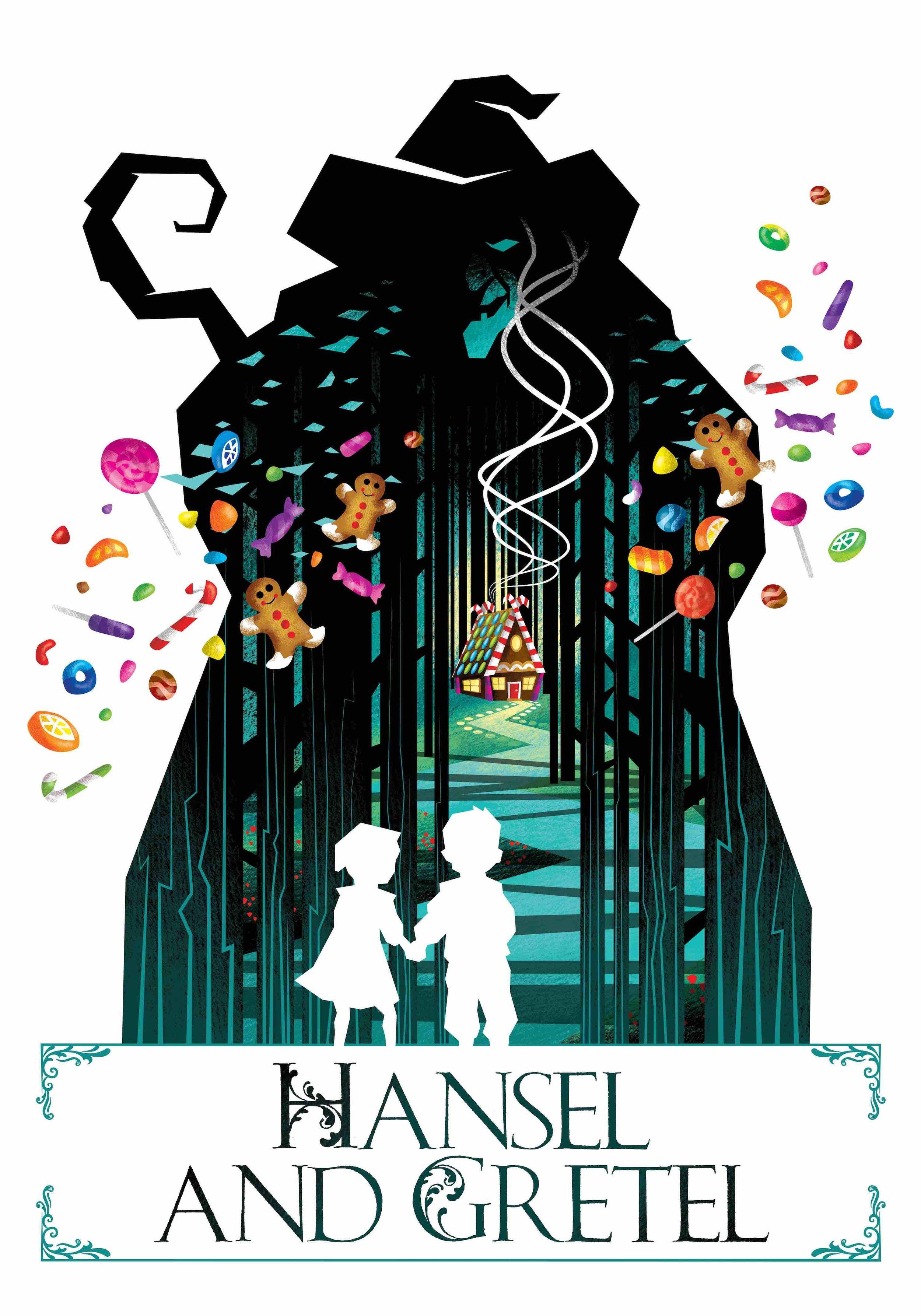 Website Hansel and Gretel