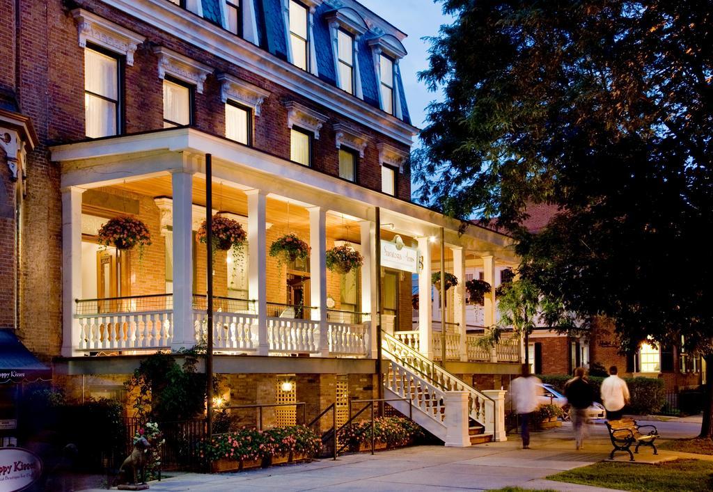 Saratoga Getaway