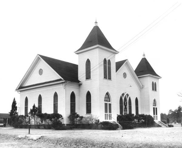 Bethlehem Christian Church Rededicated in 1924