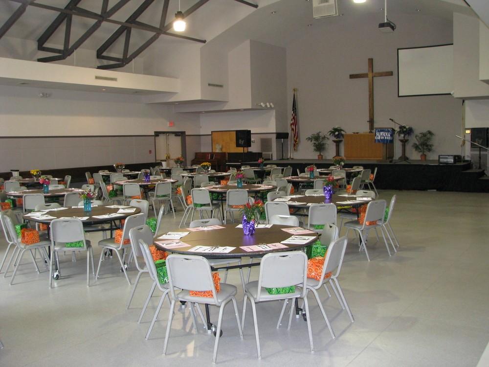 Graham Hall (New Fellowship Hall)
