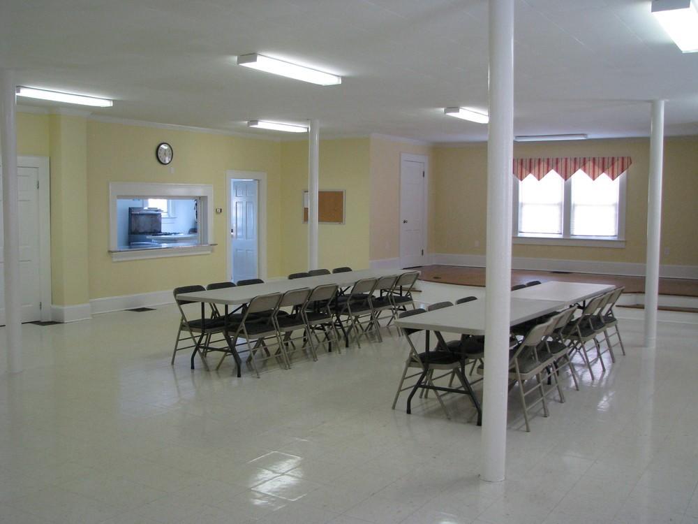 Old Fellowship Hall