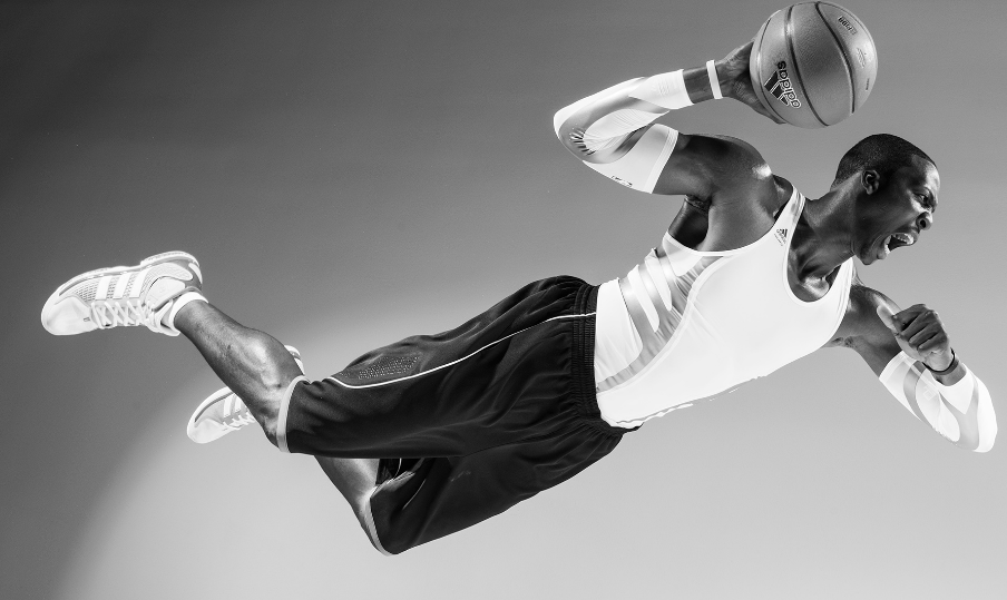 client adidas photographer Atiba Jefferson athlete Dwight Howard
