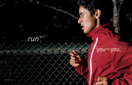 client Nike photographer Brian Finke agency Wieden & Kennedy