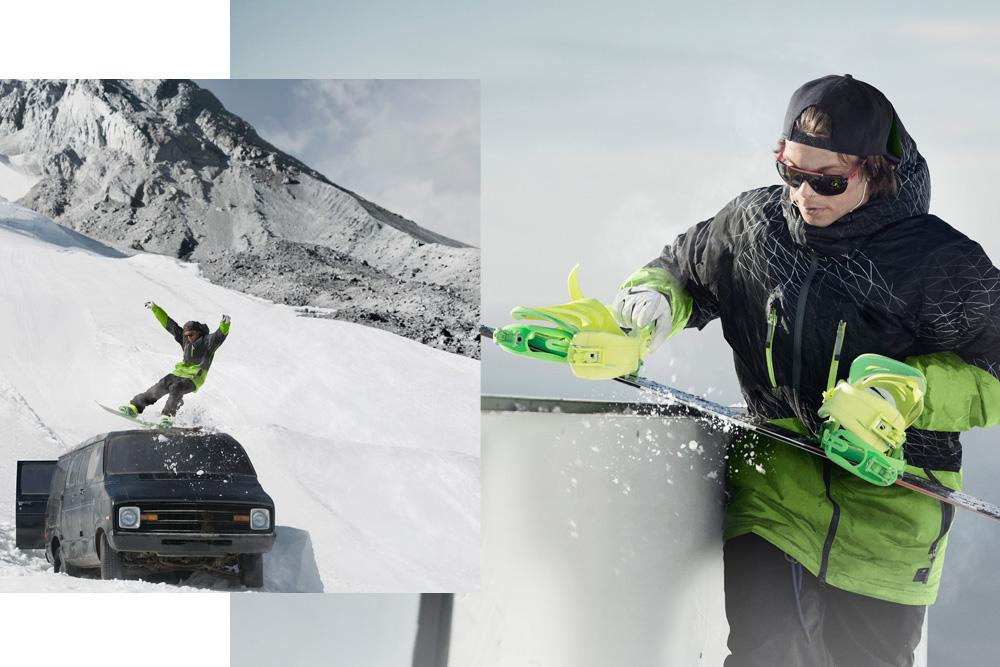 client Nike photographer Alex Wright athlete Denis Leontyev