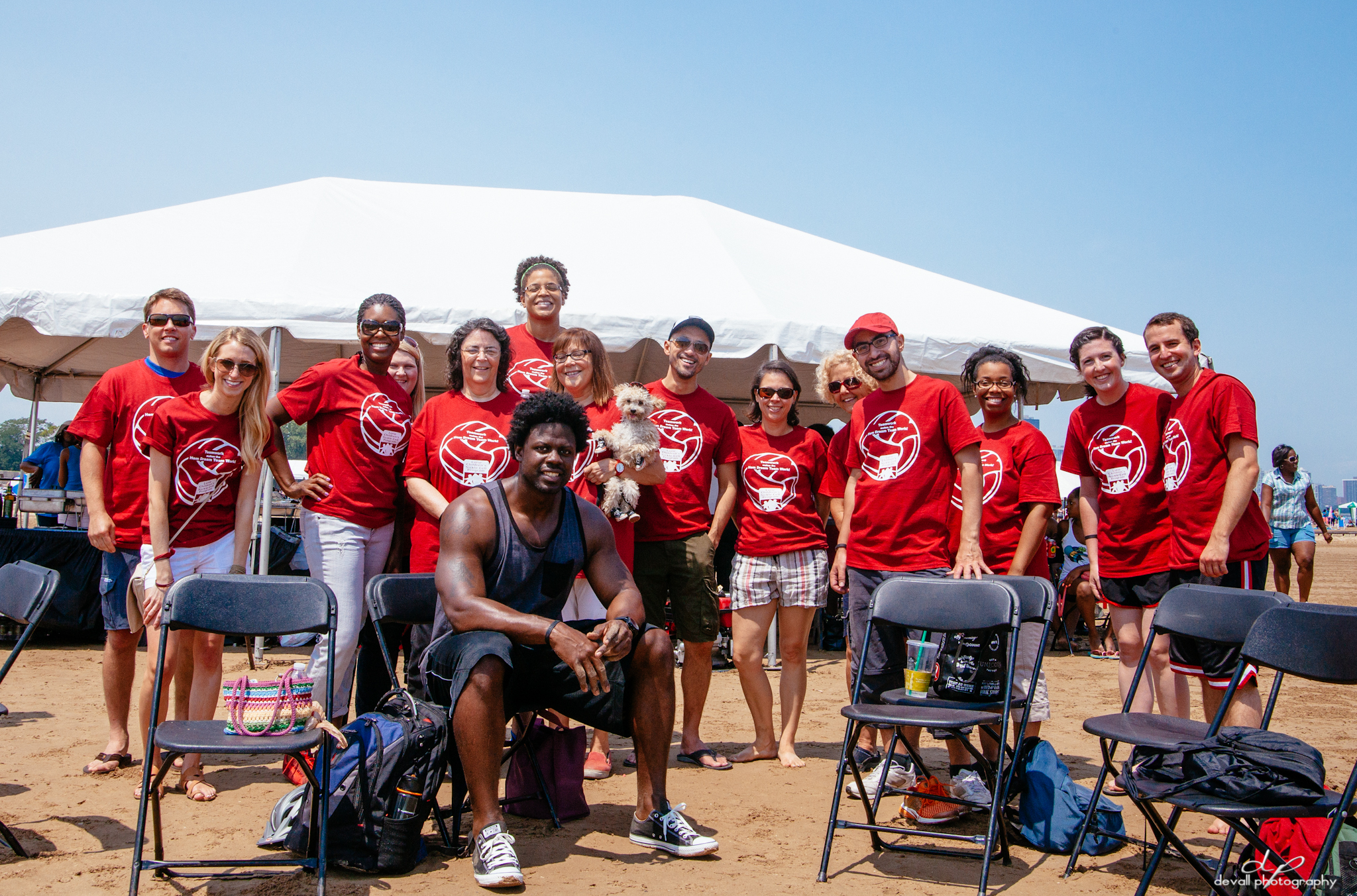 "Lydia Smith Sickle Cell Foundation  2014 ""PLAYING IN CRISIS"" Co-ed Volleyball and Casino Beach Party"