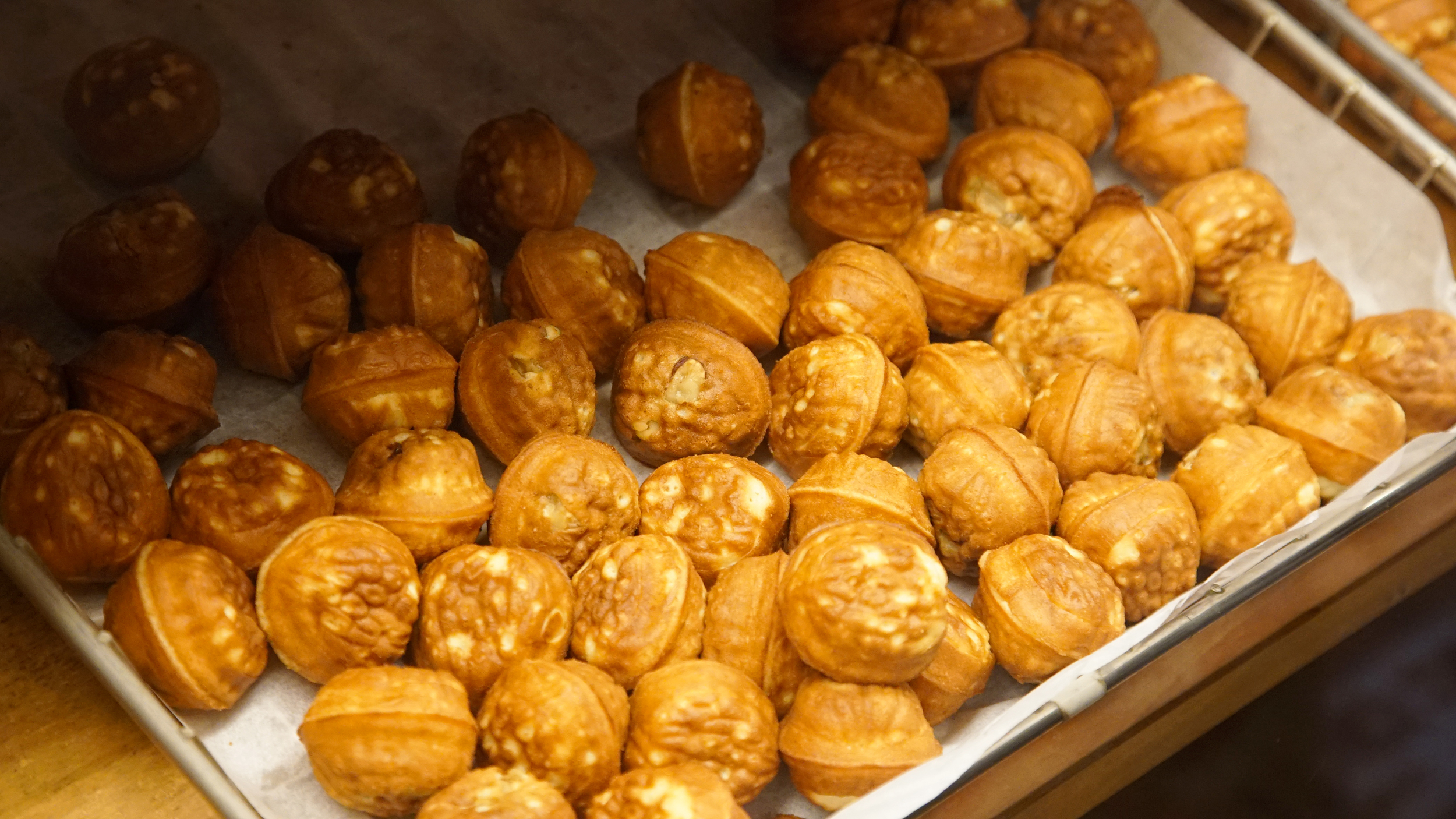 'Hodo Gwaja' the mini walnut breat!