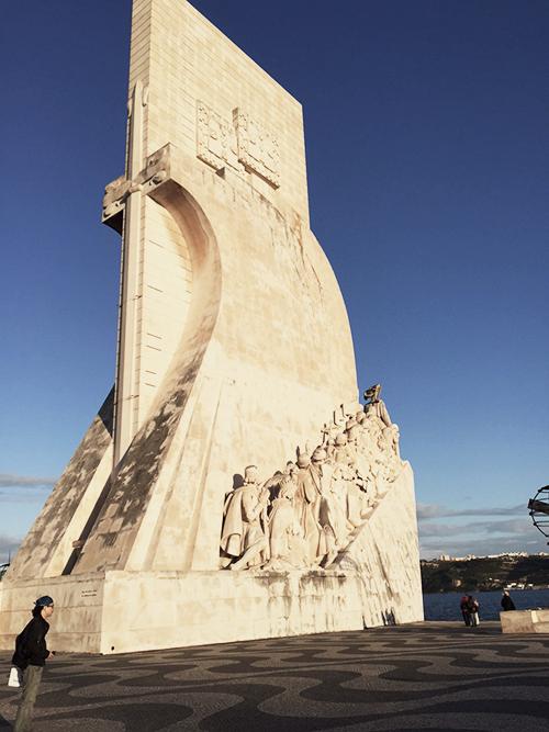Padrão dos Descobrimentos, Lisboa