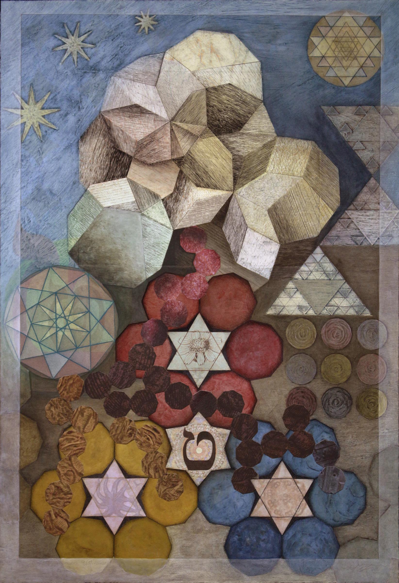 Contemplation on 9 (Sierpinski)