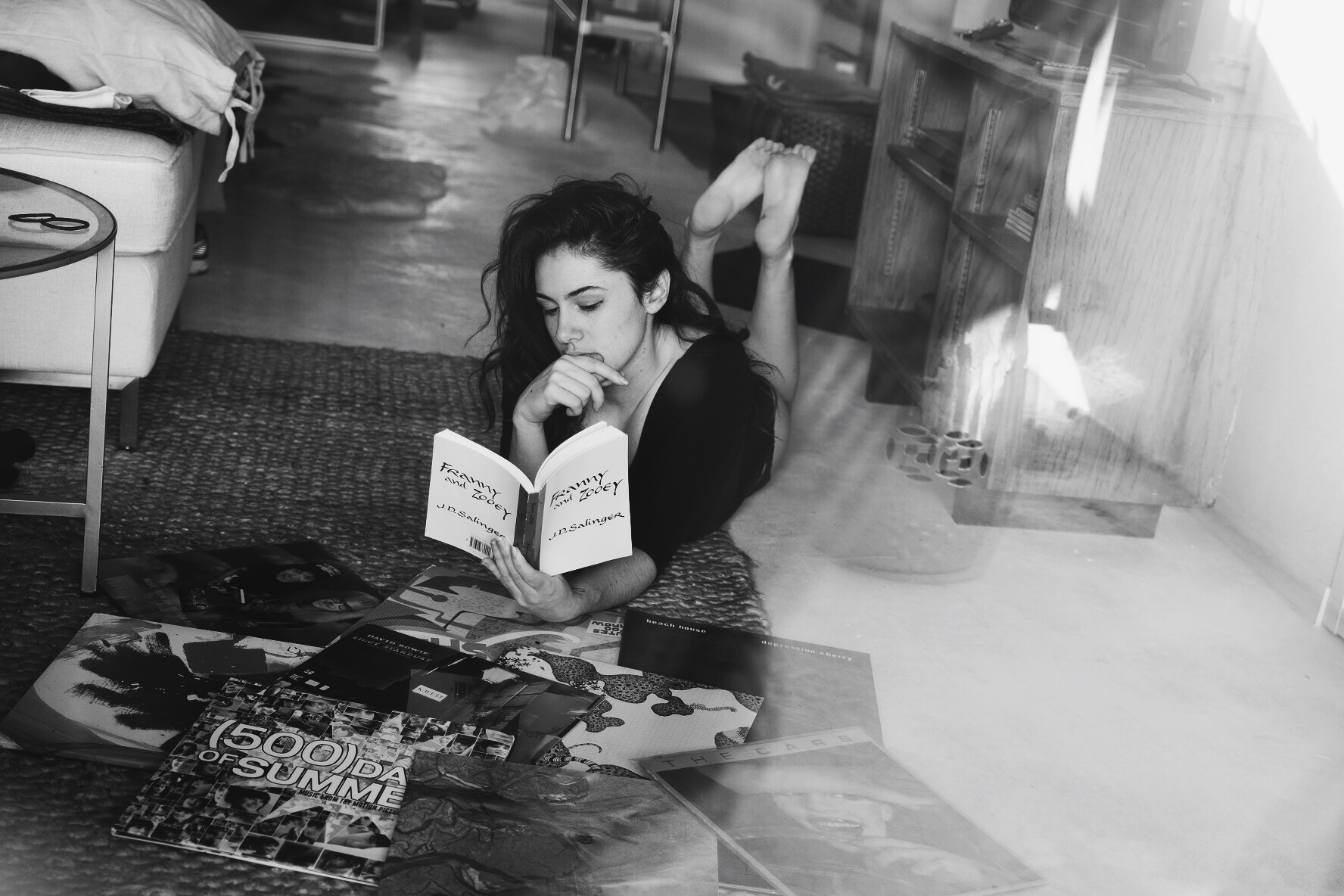 My lovely friend took this of me & fairly certain it sums me up to the tee...