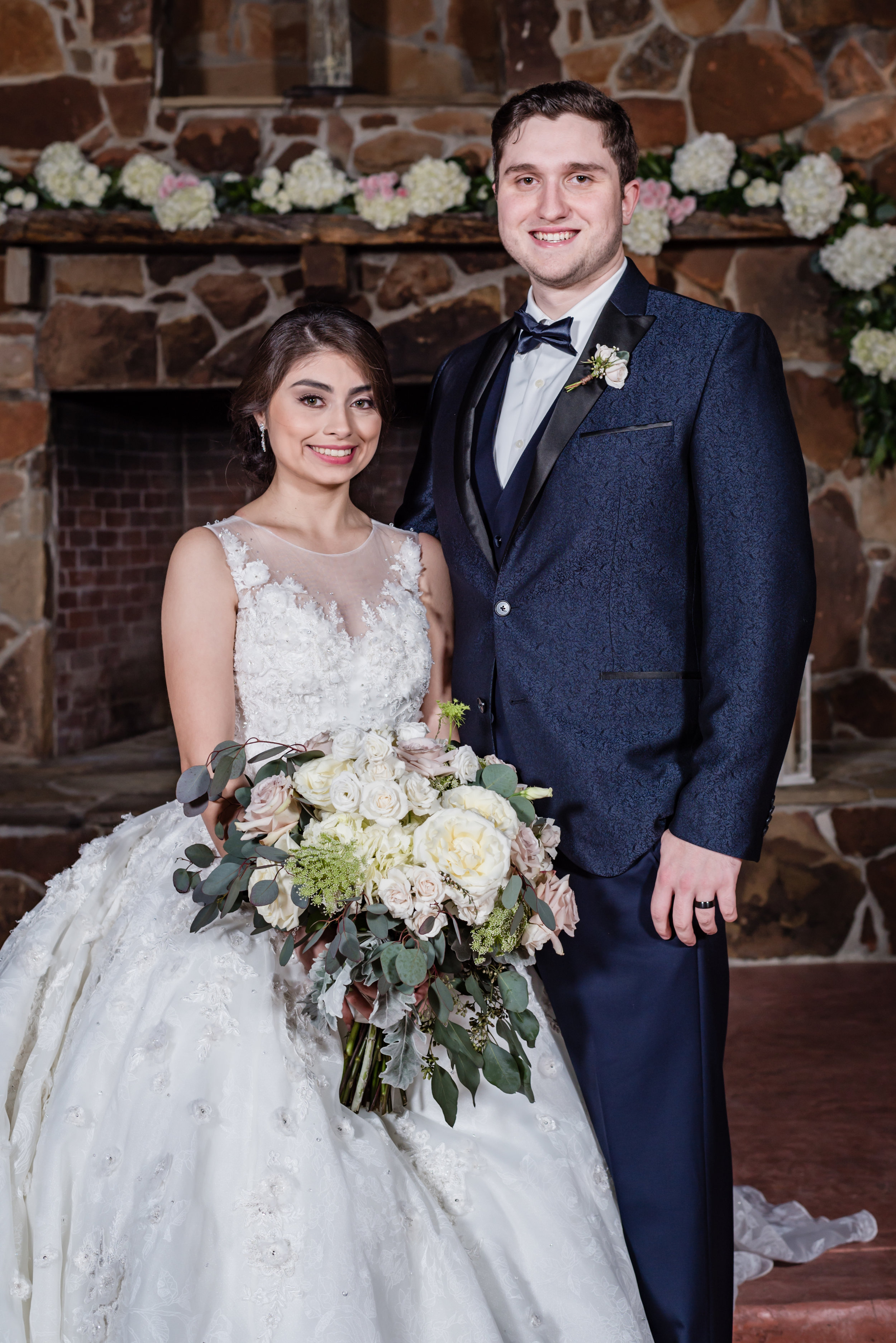 Jessica & Ethan - Madera estates- conroe, tx