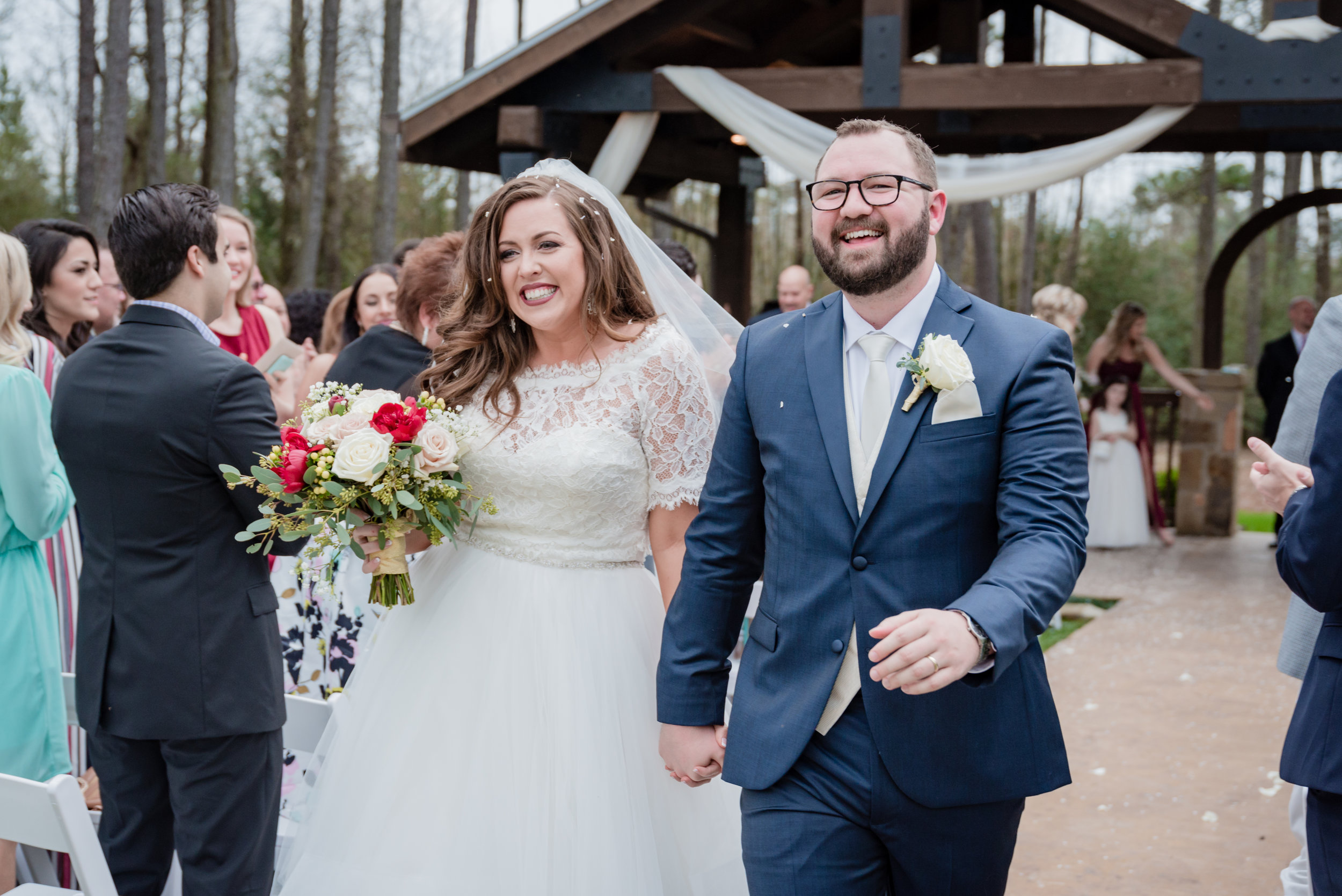 Jen & Mike - the springs- magnolia, tx