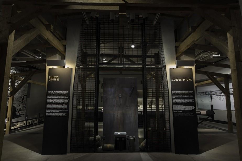 Auschwitz Barracks Renovation and Lighting Upgrade