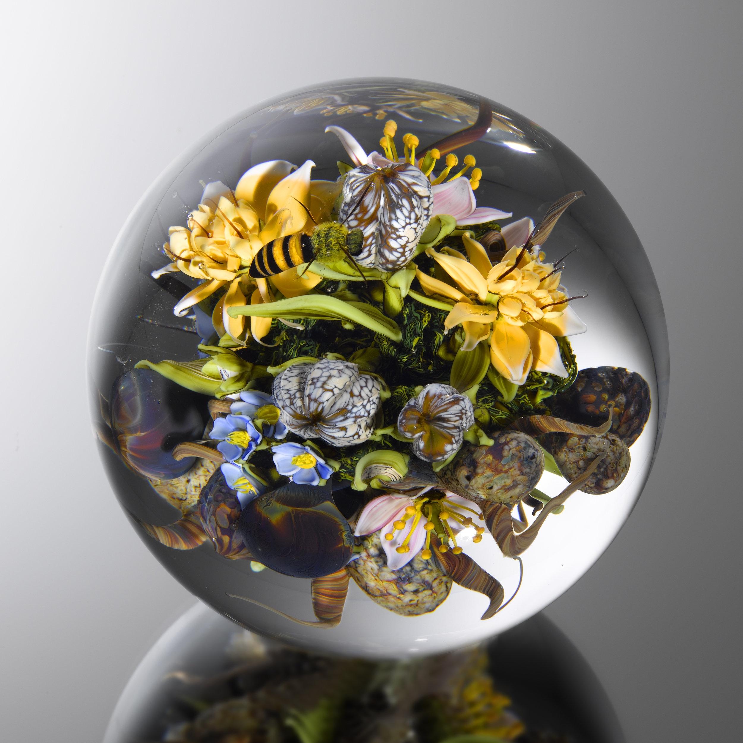 2011; Fecundity Bouquet; D. 4.0 inches