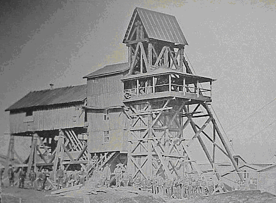 Central Coal & Iron Co., Render Mine, Render, Ohio County, KY 1895