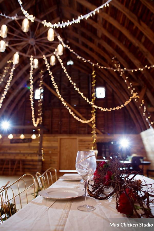 We spent the day at the beautifully-restored   Brule River Barn   in Brule, WI. Owners Kirk and Jill Clemmer painstakingly restored the structure in order to host their first (and most important!) event - their daughter's wedding!