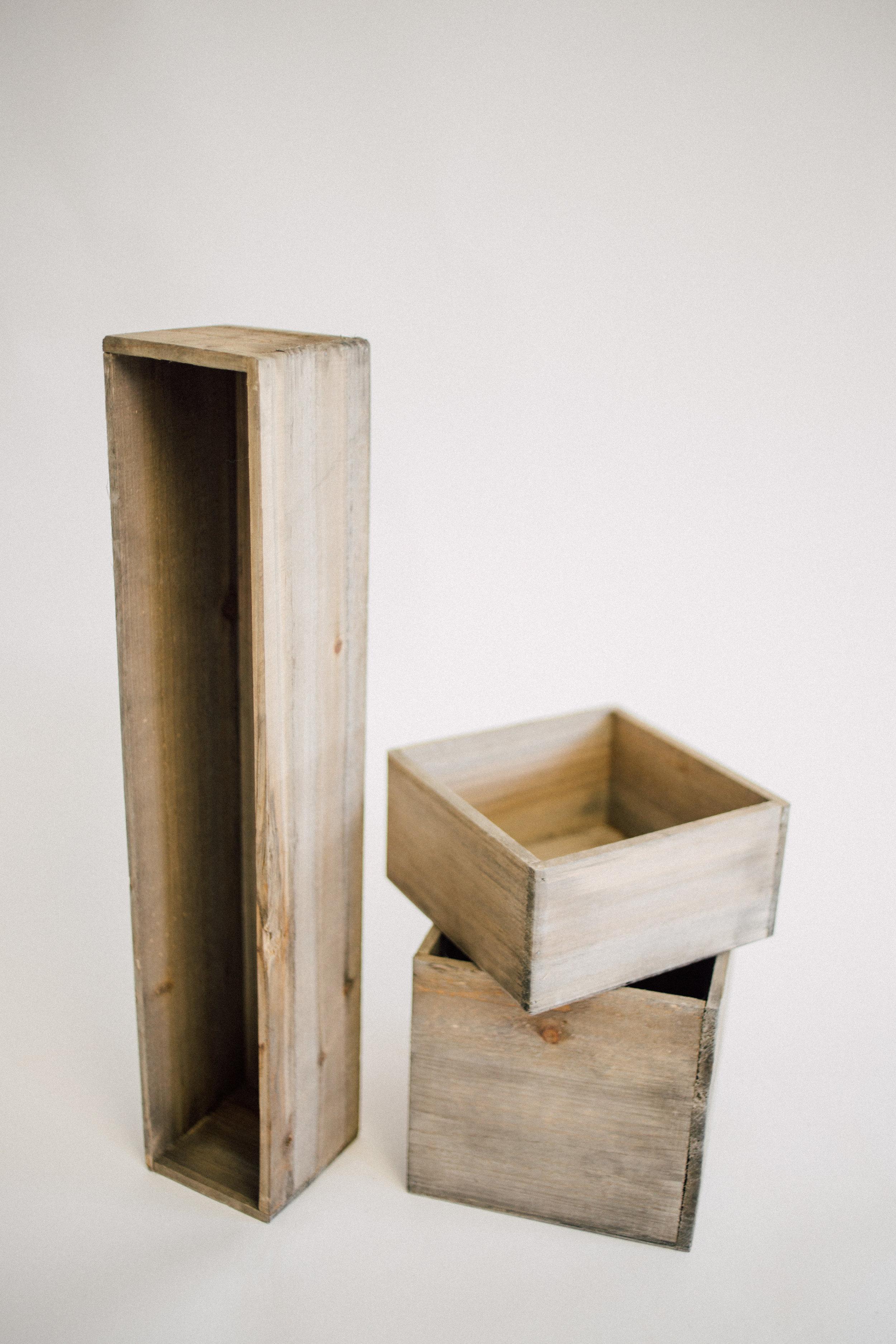 Woodland Box Crates